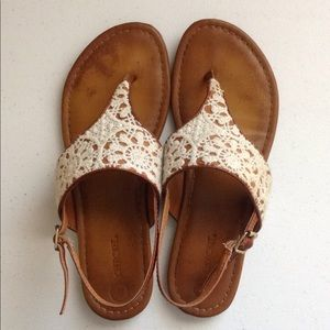 Cherokee Shoes - Kids Lace Sandals